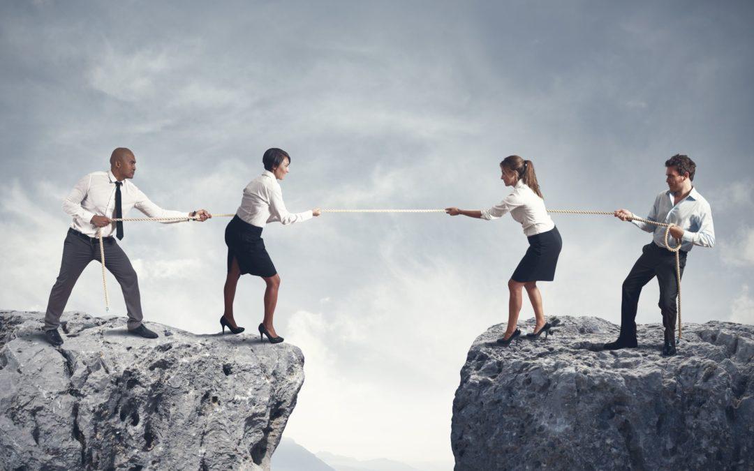 Coaching de médiation : éviter les dégâts d'un conflit professionnel non résolu